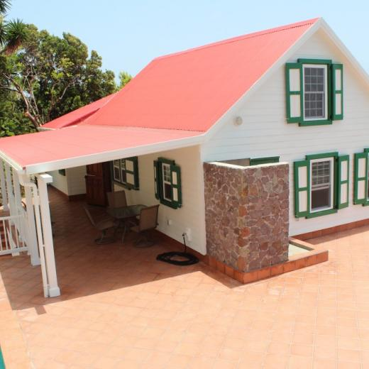 Nearly There Cottage - Saba Island Premier Properties