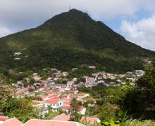 Windwardside Panorama - Saba Island Premier Properties