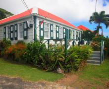 Effie Cottage's pure Saban Old World Caribbean feel - Saba Island Premier Properties