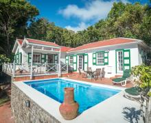 The Anole House - Saba Island Premier Properties