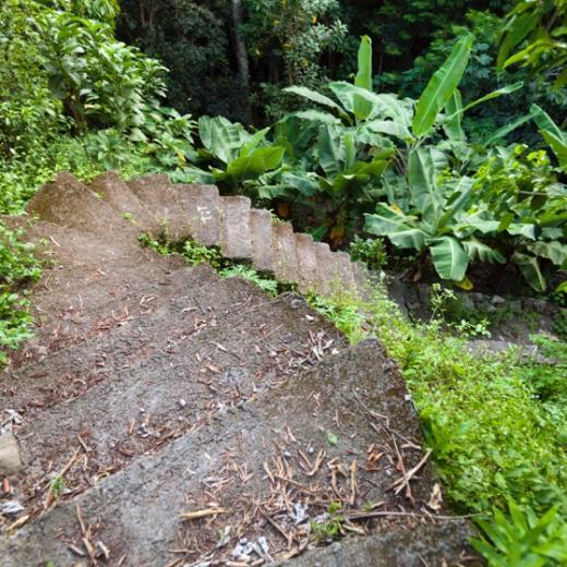 Hike Saba Island
