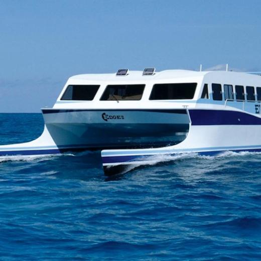 Boat trip around Saba Island - www.stmaarten-activities.com