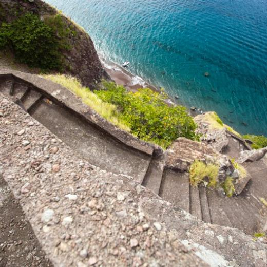 Hike the Historic Ladder Bay