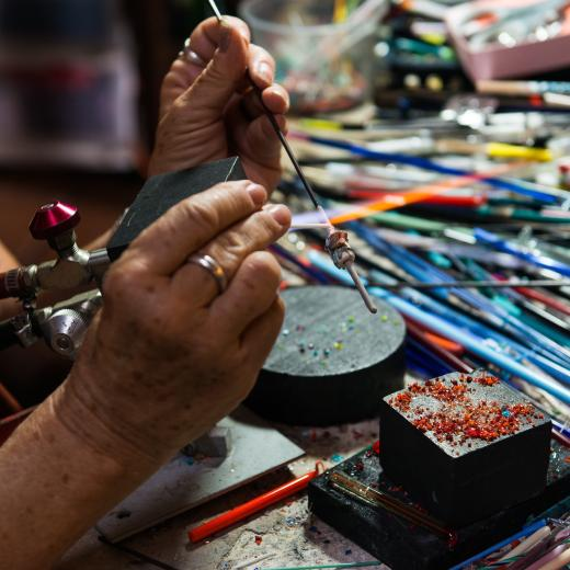 Saba Island Premier Properties - Jobean Glass Art Studio