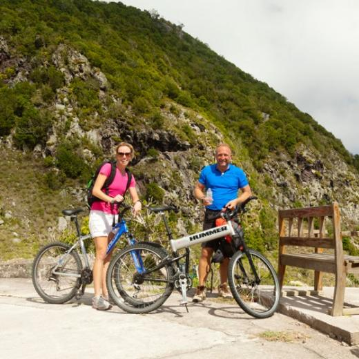 Bike Saba Island