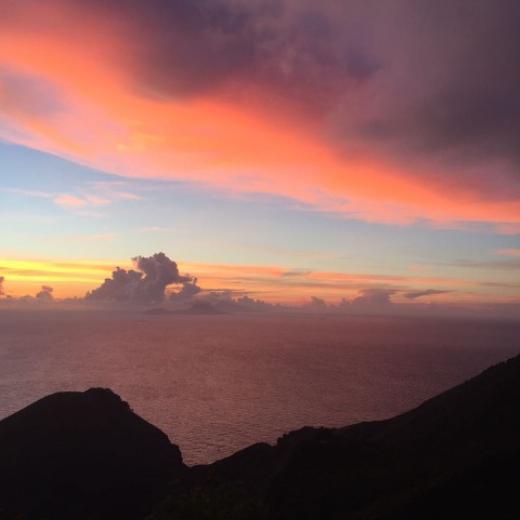 Saba Island Sunsets - Saba Island Premier Properties