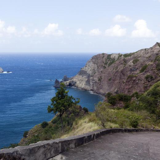 Wells Bay Locale - Saba Island Premier Properties
