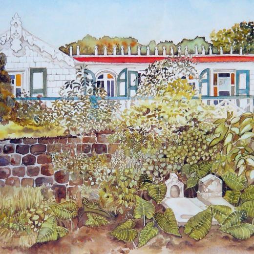 Estelle's Captains Cottage - Saba Island Premier Properties