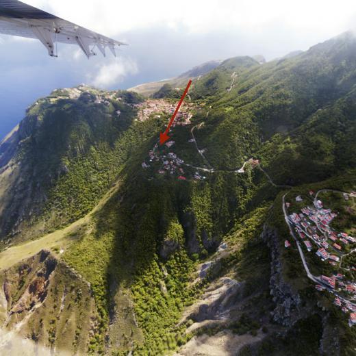 Soca's Cistern Land - Saba Island Premier Properties