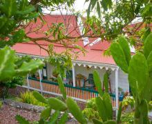 Rainbow Cottage - Saba Island Premier Properties