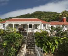 Scout's Cottage - Saba Island Premier Properties
