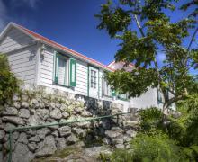 Sea View Cottage - Saba Island Premier Properties