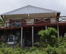 Sugar Cane Cottage - Saba Island Premier Properties