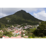 Gladys' Saban Homestead - View from Property - Saba Island Premier Properties