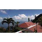Hummingbird Villa from the air - Saba Island Premier Properties